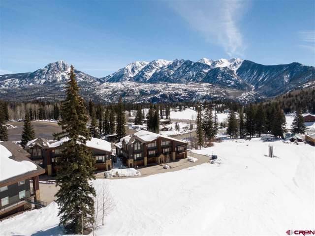 TBD Summer Solstice Way, Durango, CO 81301 (MLS #739938) :: Durango Mountain Realty
