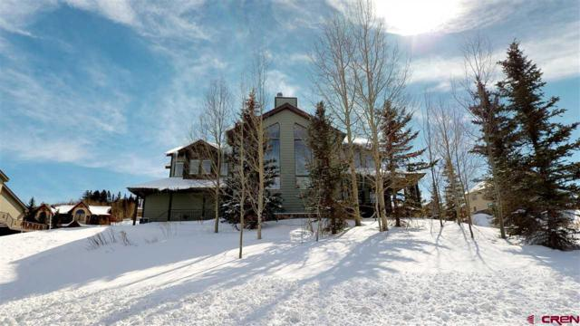 54 Anthracite Drive, Mt. Crested Butte, CO 81225 (MLS #740150) :: CapRock Real Estate, LLC