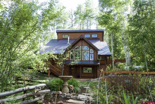 44853 N Us Hwy 550, Durango, CO 81301 (MLS #740228) :: Durango Home Sales