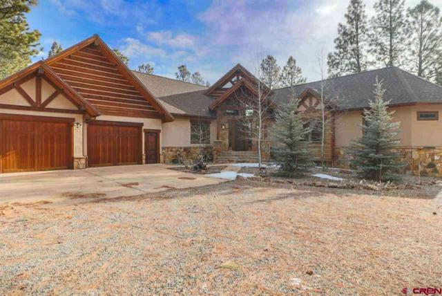 290 Engleman Place, Pagosa Springs, CO 81147 (MLS #740493) :: Durango Home Sales