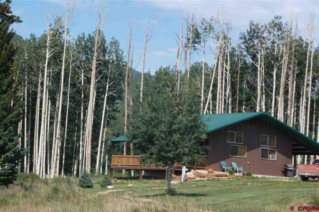 LOT 11 Groundhog Vista, Groundhog, CO 81323 (MLS #740569) :: Durango Home Sales