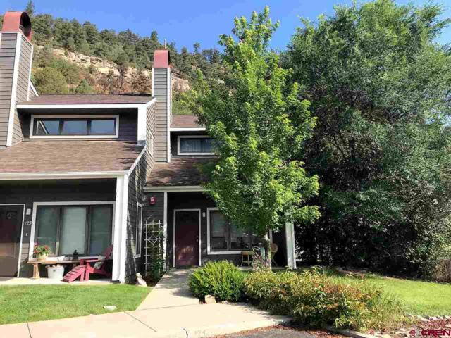 34511 N Us Hwy 550 #124, Durango, CO 81301 (MLS #740722) :: Durango Mountain Realty
