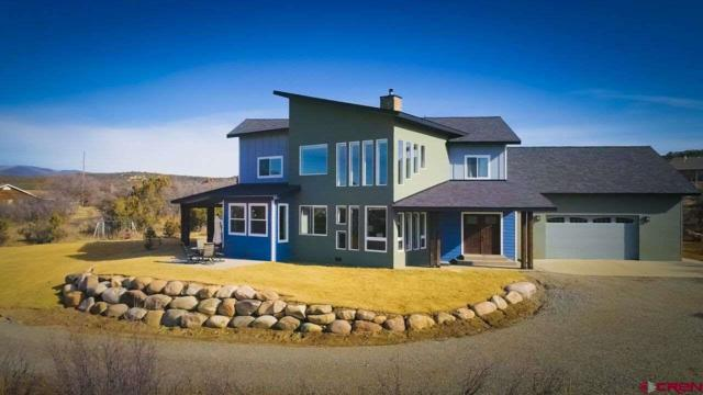 921 Oso Grande Drive, Durango, CO 81301 (MLS #741070) :: Durango Mountain Realty