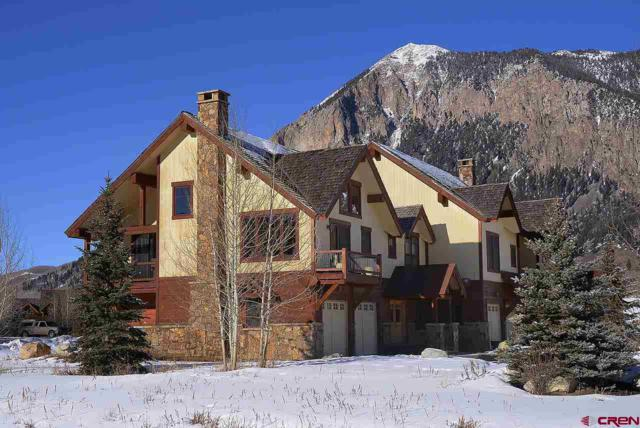 87 Coyote Circle, Crested Butte, CO 81224 (MLS #741293) :: The Dawn Howe Real Estate Network | Keller Williams Colorado West Realty