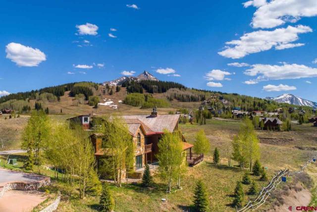 3 Lapis Lane, Mt. Crested Butte, CO 81225 (MLS #741357) :: Durango Home Sales