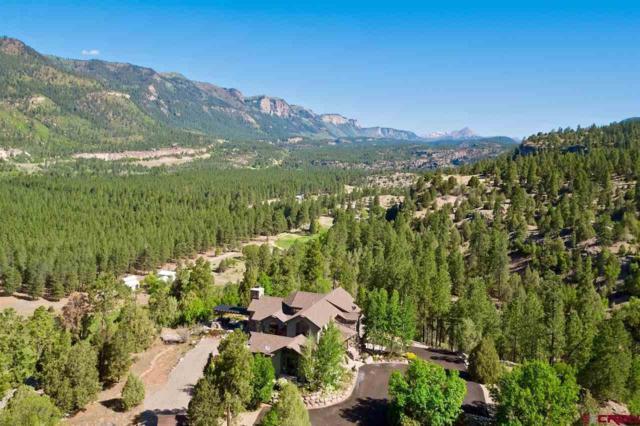 957 Elkhorn Mountain Road, Durango, CO 81301 (MLS #741500) :: Durango Mountain Realty