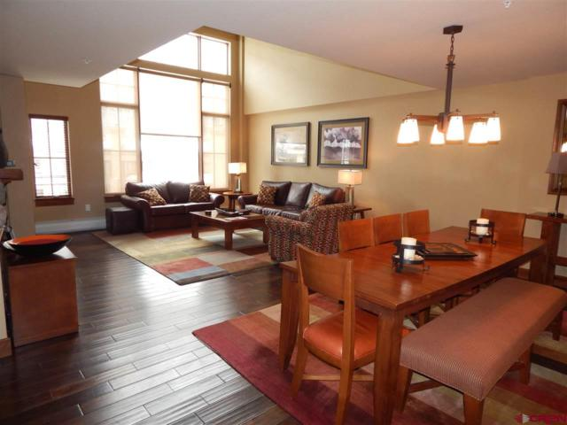 24 Sheol Street #506, Durango, CO 81301 (MLS #741672) :: Durango Mountain Realty