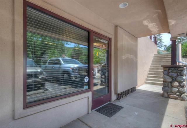 1537 Florida #107, Durango, CO 81301 (MLS #742301) :: Durango Mountain Realty