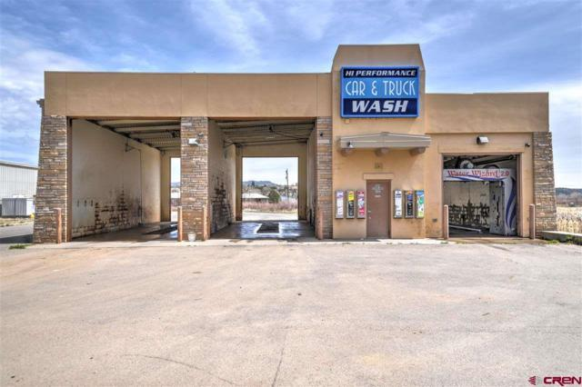 1100 Goddard Avenue (Car Wash), Ignacio, CO 81137 (MLS #742466) :: Durango Home Sales