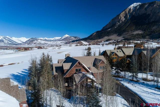 181 Fairway Drive, Crested Butte, CO 81224 (MLS #742510) :: The Dawn Howe Real Estate Network | Keller Williams Colorado West Realty