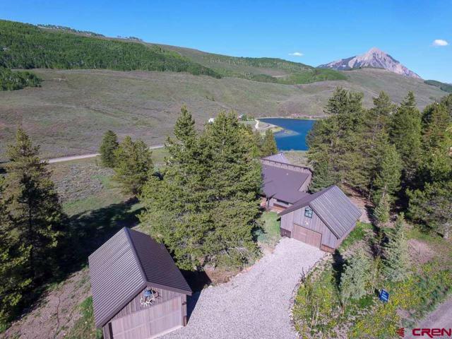 608 Nicholson Lake Ridge Road, Crested Butte, CO 81224 (MLS #742539) :: CapRock Real Estate, LLC