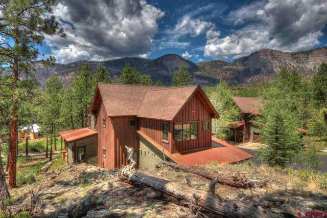 1858 Glacier Club Drive #2, Durango, CO 81301 (MLS #742543) :: Durango Mountain Realty
