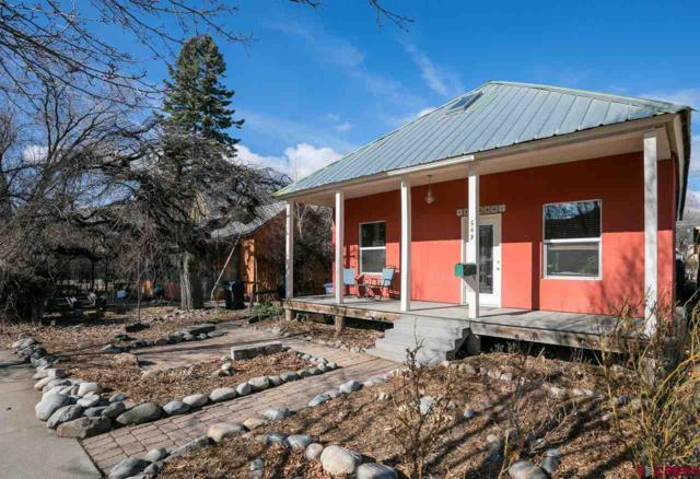 549 E 5th Avenue, Durango, CO 81301 (MLS #742609) :: Durango Mountain Realty