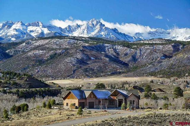 230 Rusty Spur Riversage, Ridgway, CO 81401 (MLS #742613) :: Durango Home Sales