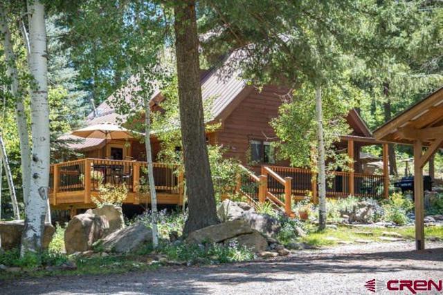 344 Morning Rain Court & 4920E County Road 335, Pagosa Springs, CO 81147 (MLS #742615) :: Durango Home Sales