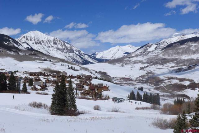 TBD Kokanee Lane, Mt. Crested Butte, CO 81225 (MLS #742679) :: CapRock Real Estate, LLC