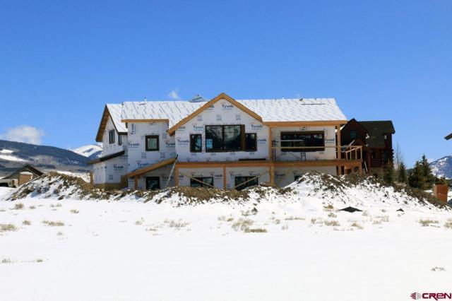 171 Larkspur Loop, Crested Butte, CO 81224 (MLS #742692) :: Durango Home Sales