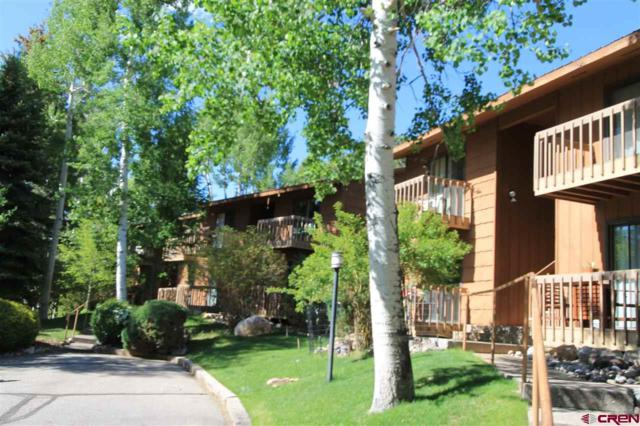 1851 Florida Road  #105 #105, Durango, CO 81301 (MLS #742880) :: CapRock Real Estate, LLC