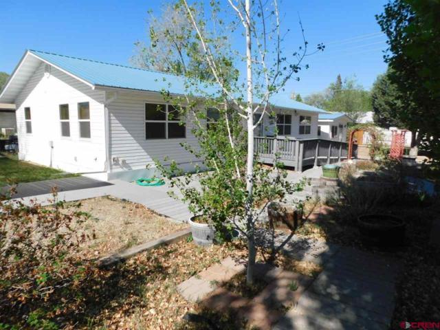 132 W 3rd Street, Cortez, CO 81321 (MLS #742954) :: Keller Williams CO West / Mountain Coast Group