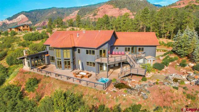 65 Sunrise Lane, Durango, CO 81301 (MLS #743113) :: Durango Mountain Realty