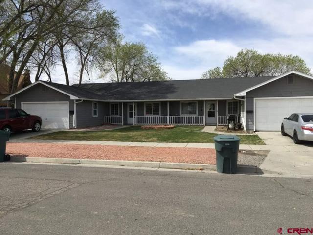 311 & 315 Columbia Street, Delta, CO 81416 (MLS #743225) :: CapRock Real Estate, LLC