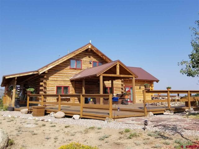 8350 High Country Road, Gunnison, CO 81230 (MLS #743257) :: CapRock Real Estate, LLC