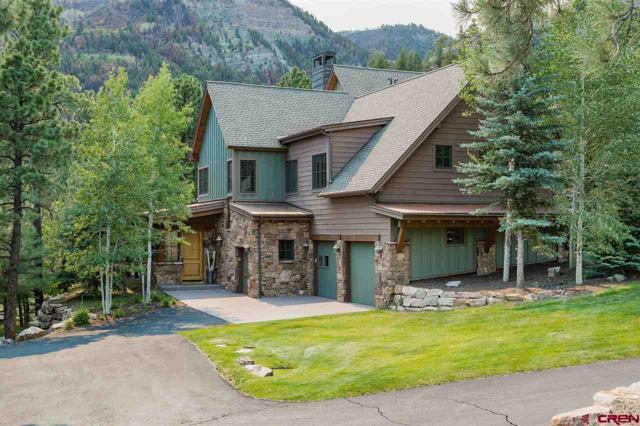 665 Glacier Club Drive #2, Durango, CO 81301 (MLS #743284) :: Durango Home Sales