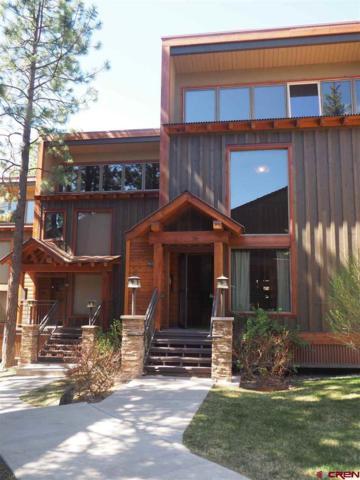 73 S Tamarron Drive #861, Durango, CO 81301 (MLS #743565) :: CapRock Real Estate, LLC