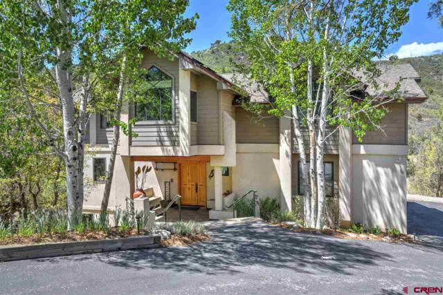 34 Tanglewood Drive, Durango, CO 81301 (MLS #743738) :: Durango Home Sales