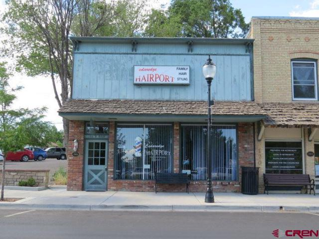 180 W Main, Cedaredge, CO 81413 (MLS #743771) :: Durango Home Sales