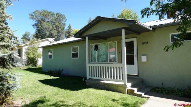 1908 Forest Avenue, Durango, CO 81301 (MLS #743859) :: Durango Home Sales
