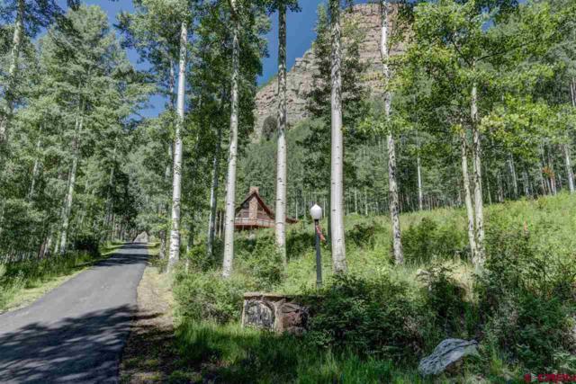 684 Hermosa Cliffs Road, Durango, CO 81301 (MLS #744084) :: Durango Mountain Realty
