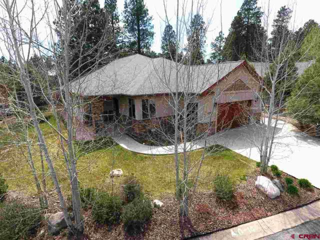 638 Oak Drive, Durango, CO 81301 (MLS #744533) :: Durango Home Sales