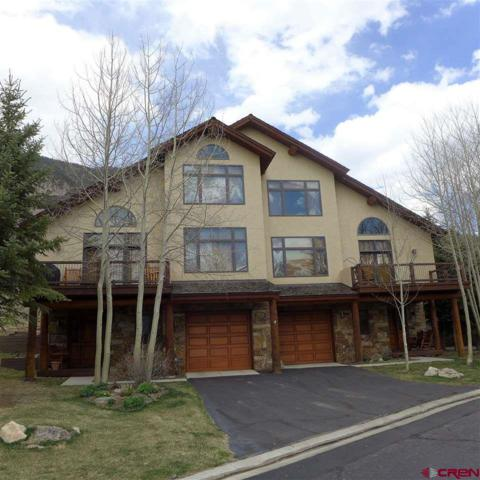 26 Links Lane, Crested Butte, CO 81224 (MLS #744606) :: Durango Home Sales