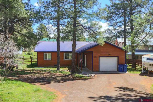 285 Inspiration Drive, Pagosa Springs, CO 81147 (MLS #744706) :: Durango Home Sales