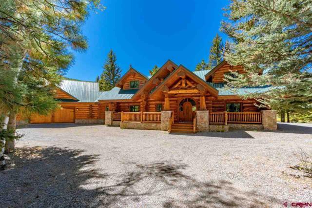 101 River Run Drive, Antonito, CO 81120 (MLS #744785) :: Durango Home Sales