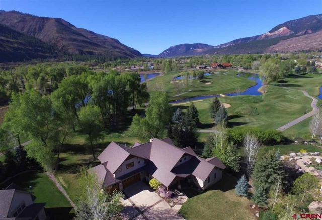 80 Troon Circle, Durango, CO 81301 (MLS #744921) :: Durango Home Sales