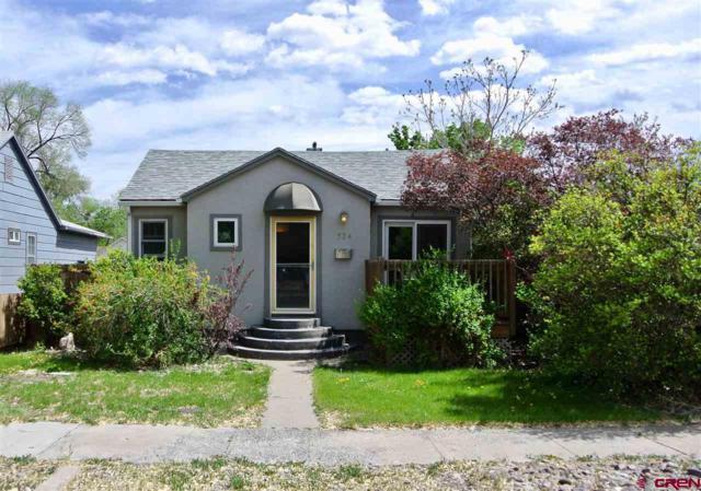 524 N Park Avenue, Montrose, CO 81401 (MLS #745101) :: Durango Home Sales