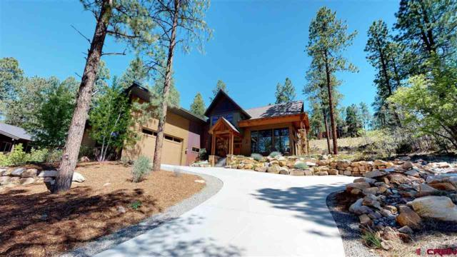 76 Snowslide Court, Durango, CO 81301 (MLS #745185) :: Durango Home Sales
