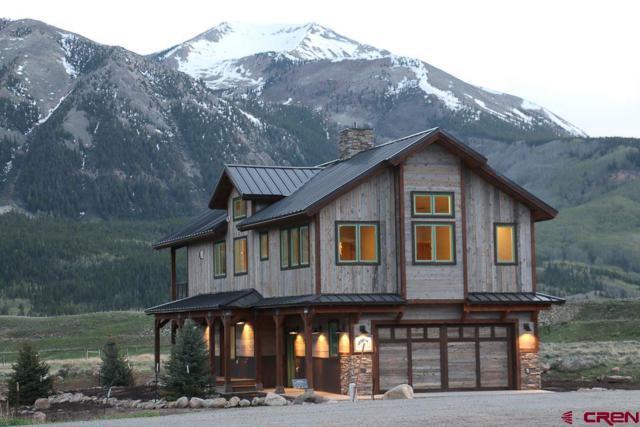 360 White Stallion Circle, Crested Butte, CO 81224 (MLS #745320) :: CapRock Real Estate, LLC