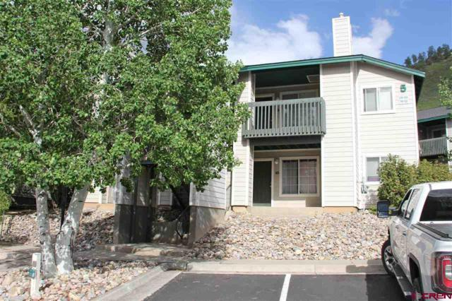 1100 Goeglein Road #121, Durango, CO 81301 (MLS #745341) :: Durango Home Sales