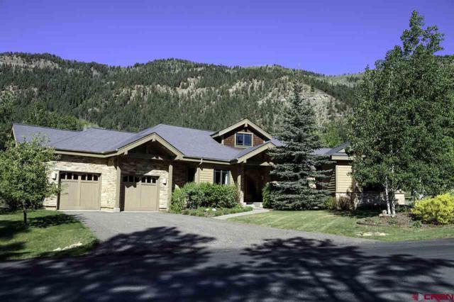 132 Cliffs Edge Drive, Durango, CO 81301 (MLS #745424) :: Durango Mountain Realty