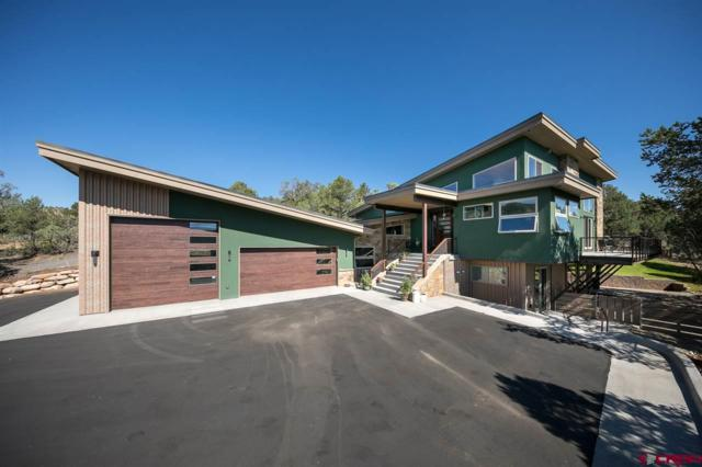 13 Falcon Way, Durango, CO 81301 (MLS #745566) :: Durango Home Sales