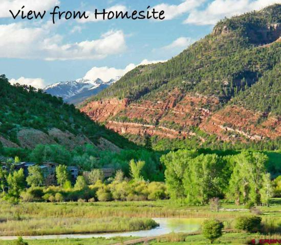 604 Riverbend Street, Durango, CO 81301 (MLS #745643) :: Durango Mountain Realty