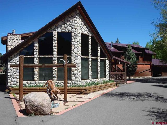 184 Fir Drive, South Fork, CO 81154 (MLS #745657) :: Durango Home Sales