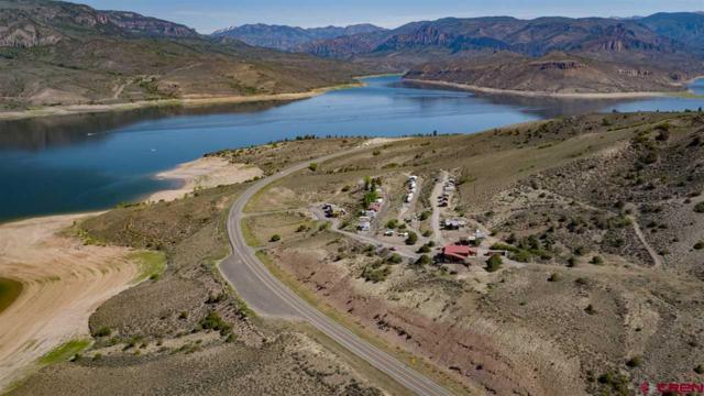 16020 W Highway 50 Highway, Sapinero, CO 81230 (MLS #745762) :: The Dawn Howe Group | Keller Williams Colorado West Realty