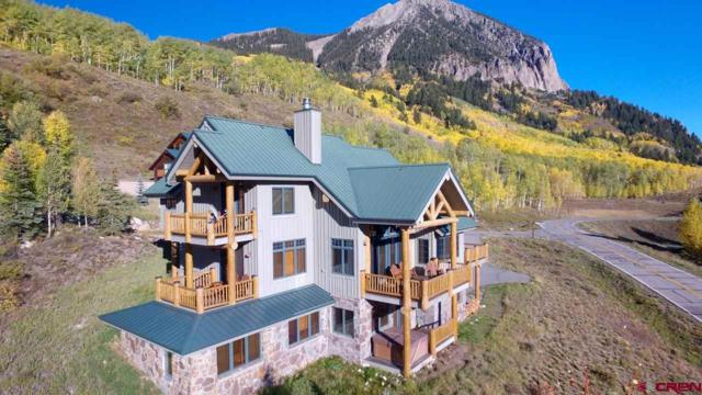 1 Forest Lane, Mt. Crested Butte, CO 81225 (MLS #745837) :: Durango Home Sales