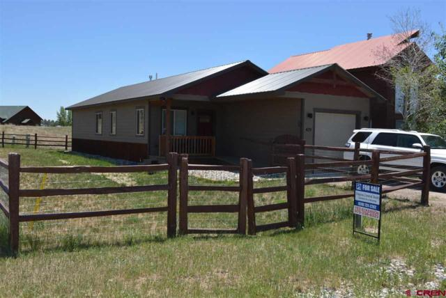 429 Midiron Avenue, Pagosa Springs, CO 81147 (MLS #745847) :: CapRock Real Estate, LLC