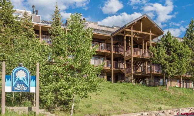 16 Hunter Hill Road K103, Mt. Crested Butte, CO 81225 (MLS #746061) :: The Dawn Howe Real Estate Network | Keller Williams Colorado West Realty