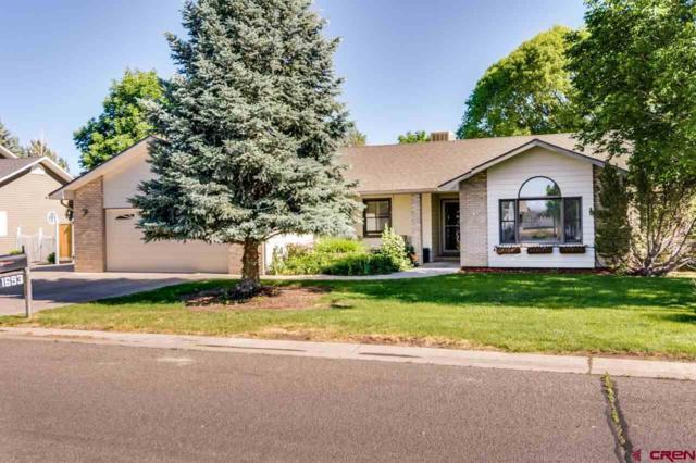 1693 Sneffels Street, Montrose, CO 81401 (MLS #746195) :: CapRock Real Estate, LLC